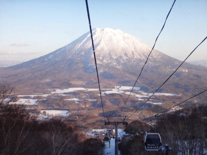 Hirafu Gondola Ride
