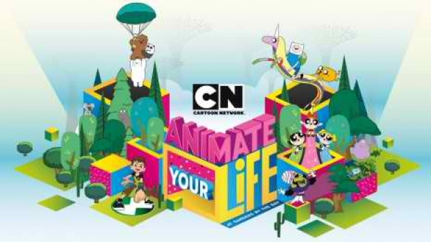 Redeem a FREE Local Child Ticket to Gardens by the Bay with Cartoon Network Animate your Life