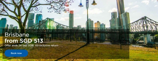 Travel Down South and Beyond with Malaysia Airlines from SGD513 2