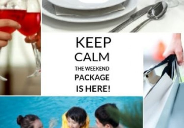 Weekend Package at G Tower Hotel Perfect for your Stay