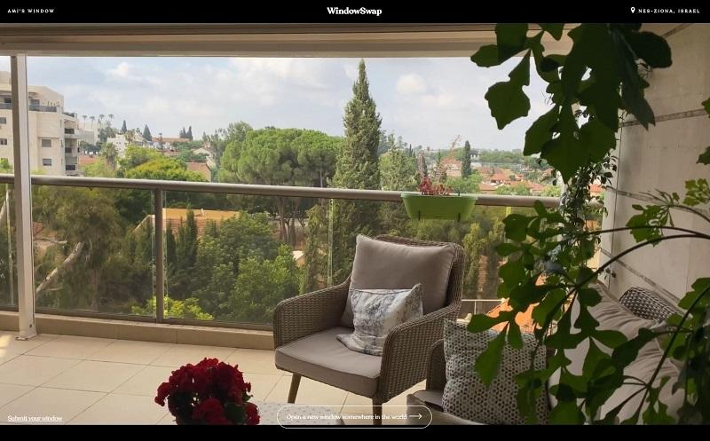 window views in Israel