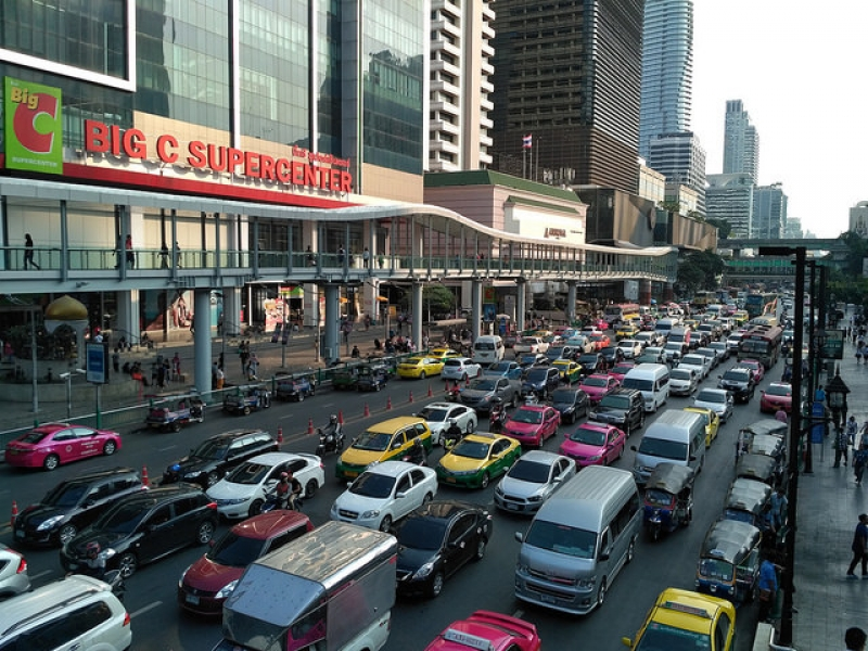 bangkok transport system