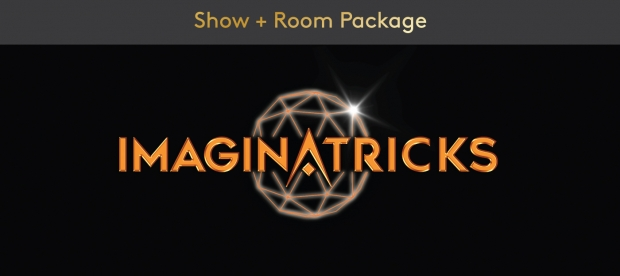 IMAGINATRICKS Room Package at Resorts World Genting