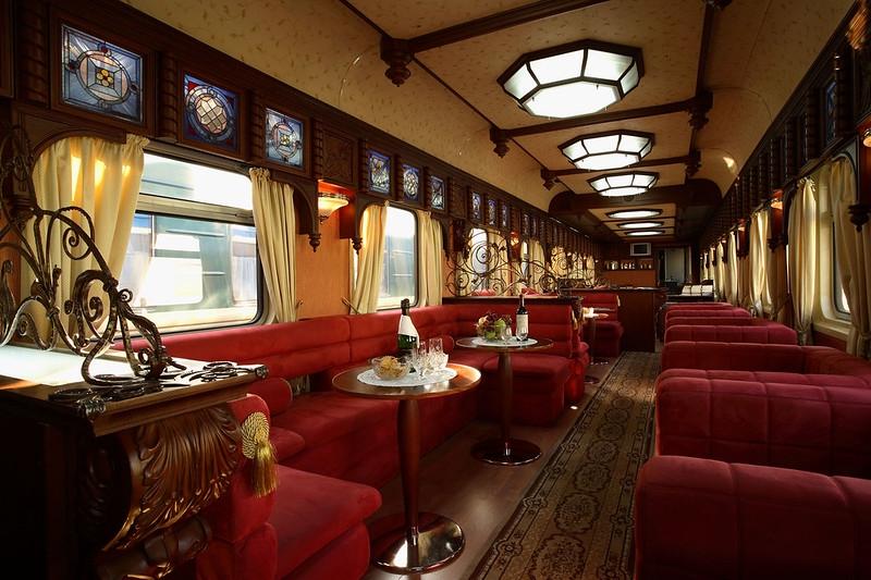 Trans-Siberian Express, Russia