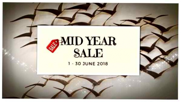 Mid Year Sale with Up to 37% Discount in Hotel Yan