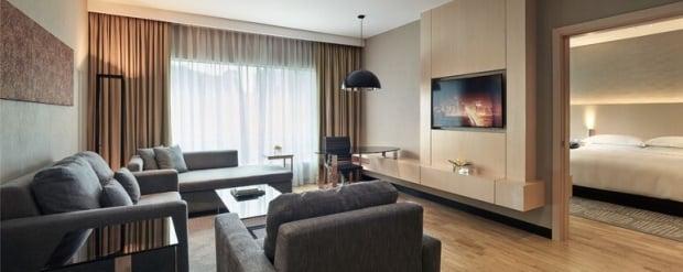 Family Movie Night at Renaissance Kuala Lumpur Hotel