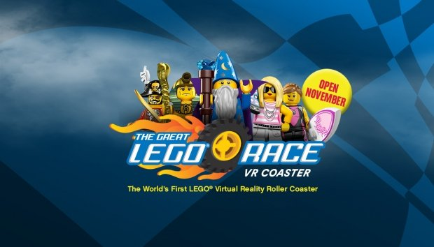 Free Entry for Kids with Famili Legoland with 2 Full-price Adult Tickets