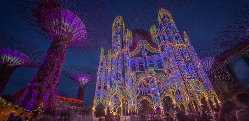 Enjoy these 9 Christmas Events in Singapore 2018