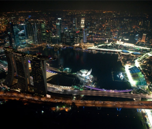 Singapore Grand Prix 2019 Early Bird Special in Ascott Properties
