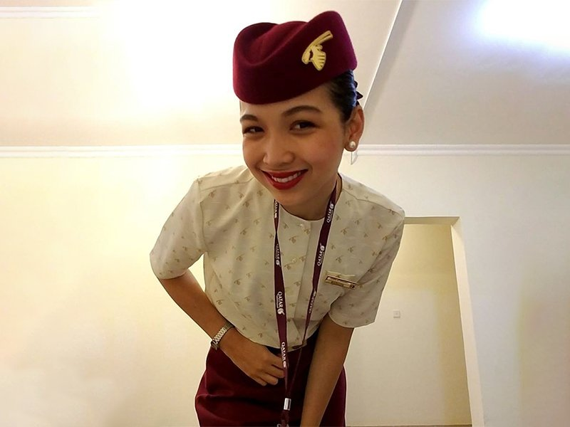 pinay flight attendants