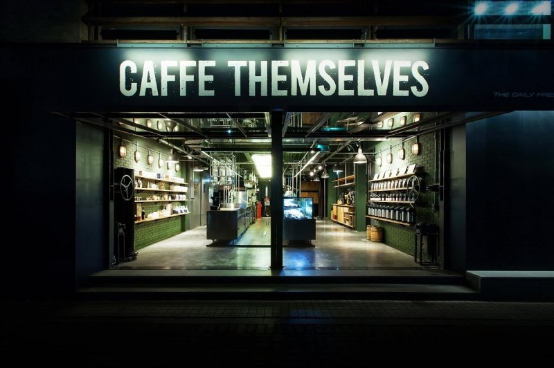 caffe themselves korea