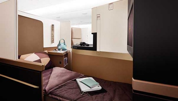 Premium Seat Sale from SGD2,588 to Europe with Etihad Airways