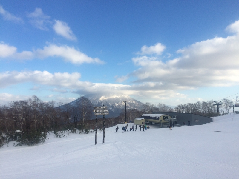 Mt Yotei view