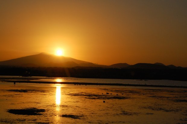Núi lửa Seongsan Ilchulbong jeju