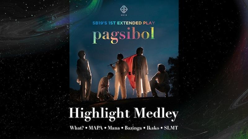 Pagsibol EP