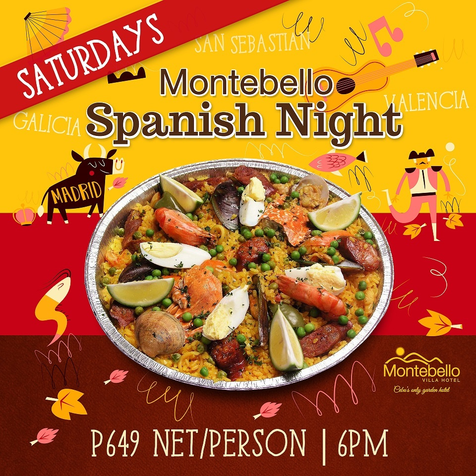 Montebello Spanish Night