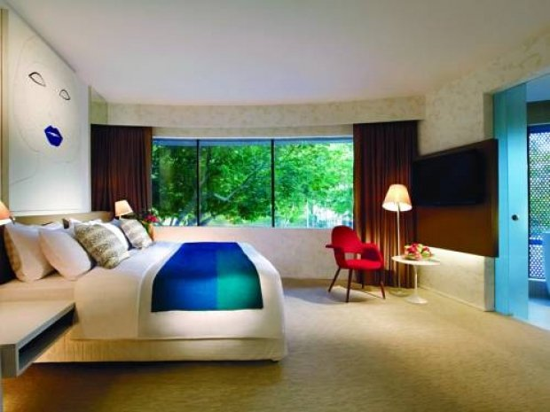 Special opening promotion at D'Hotel Singapore by Ascott