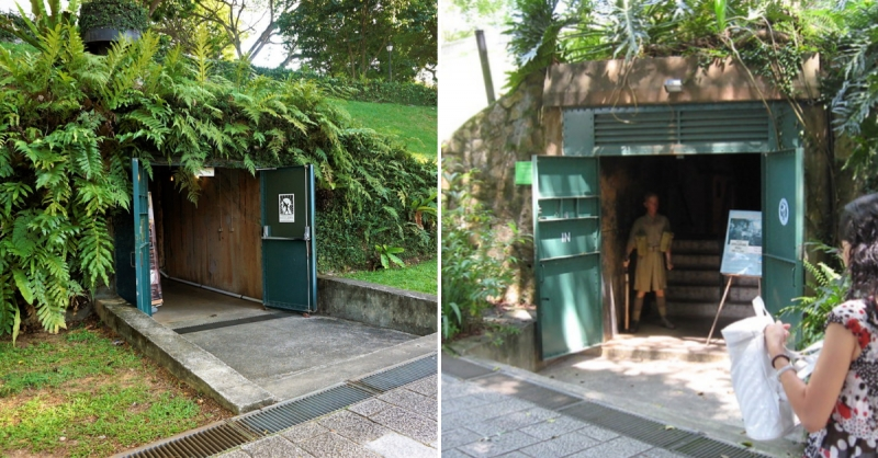 war museum in singapore battlebox