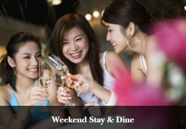 Weekend Stay & Dine Offer at Concorde Hotel Singapore