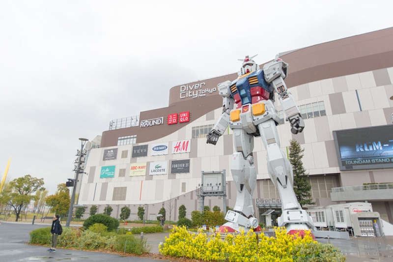anime manga places in tokyo