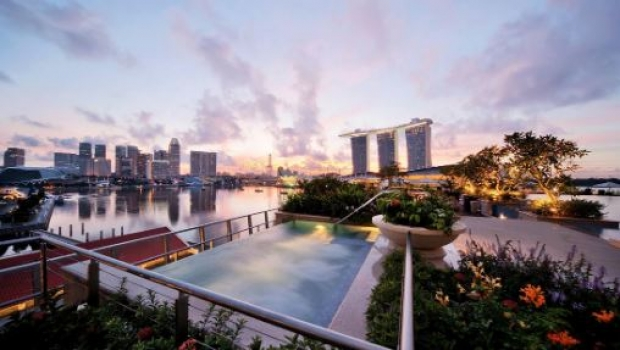 Limited Time Offer at The Fullerton Bay Hotel Singapore