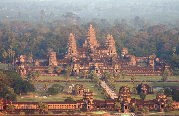 where to go in cambodia