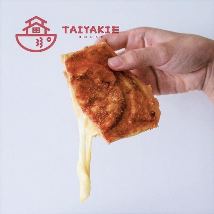 Double Cheese Croissant Taiyaki