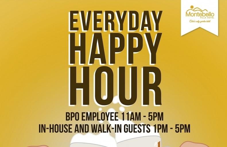 Everyday Happy Hour