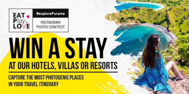 WIN a Stay in Furama Hotels with #EatPlayLove Instagram Photo Contest