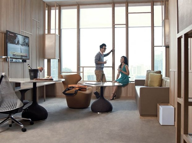 The Suite Life Offer at PARKROYAL COLLECTION Pickering, Singapore