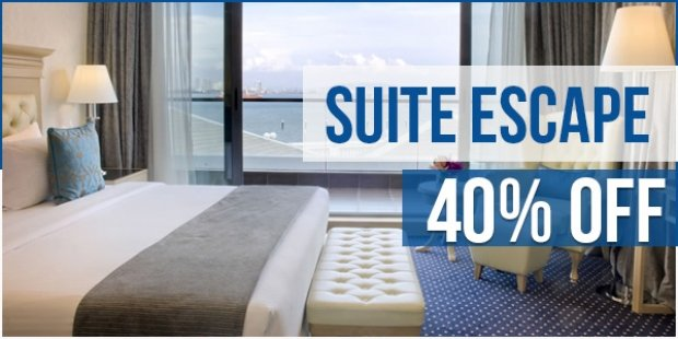 Suite Escape Offer at Royale Chulan Penang with Up to 40% Savings
