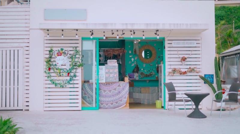 Shop at Umikaji Terrace