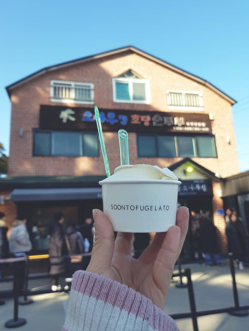 sundubu gelato