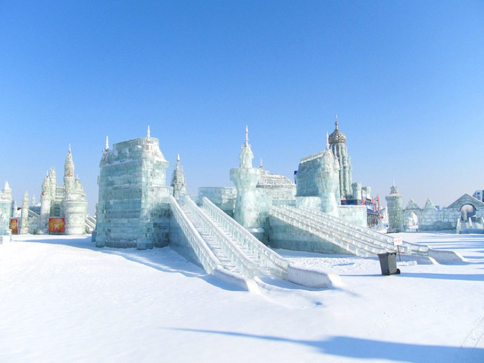 harbin ice and snow festival korea 2016