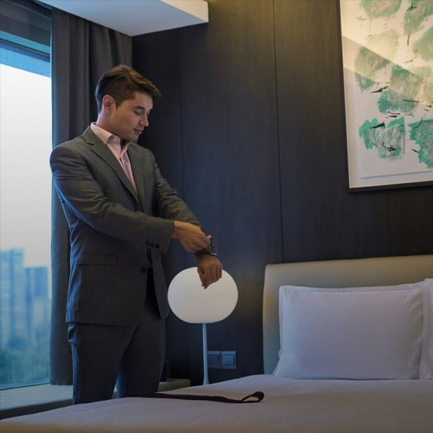 Extended Stay Offer with Up to 40% Savings in Pan Pacific Serviced Suites Orchard, Singapore