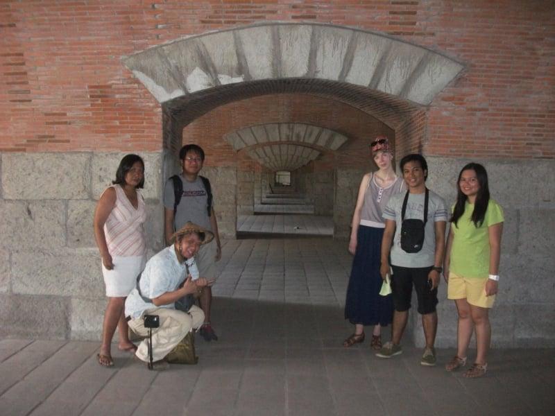heritage walks in manila