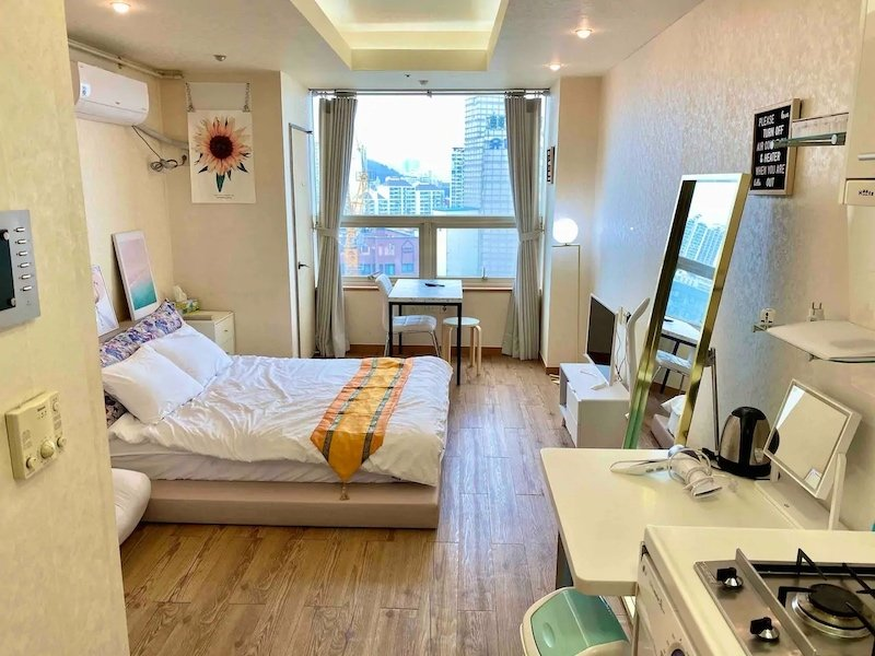 budget-friendly airbnb seoul