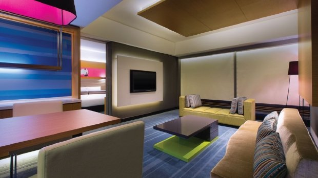 Up to 20% Off Best Available Rate in Aloft Kuala Lumpur Sentral with Maybank