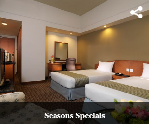 Seasons Special Offer in Concorde Hotel Shah Alam