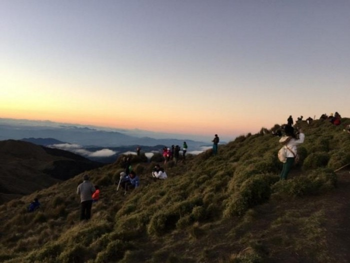 mt pulag itinerary