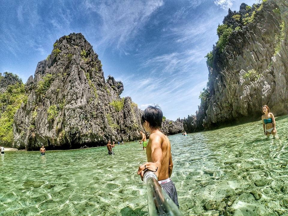 Hidden Beach, El Nido, Palawan
