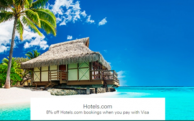 Get 8% Off Hotel Bookings with HSBC Card via Hotels.com