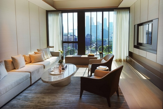 The Ultimate Luxury Experience at InterContinental Singapore Robertson Quay