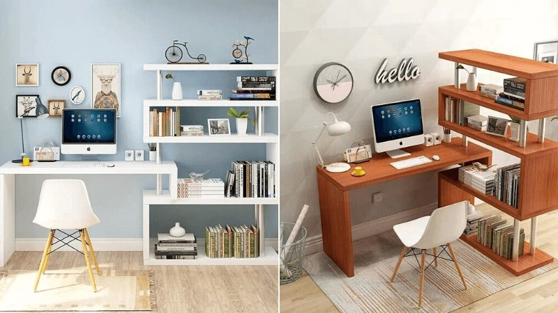 Minimalist Work Desks for Your Home Office