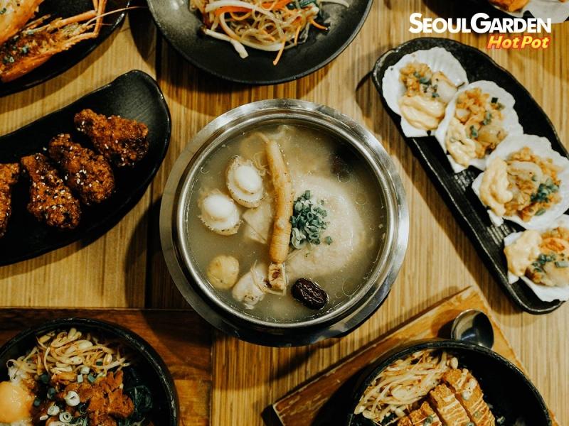 Seoul Garden HotPot SG