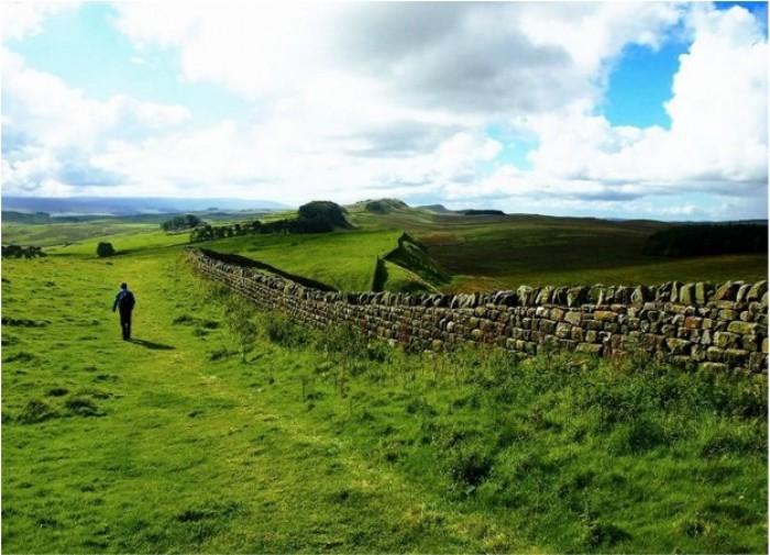 hadrian's wall england