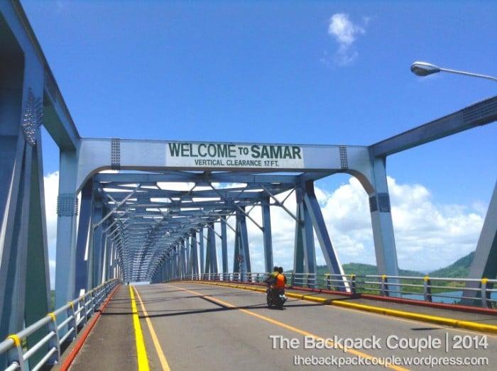 essay about san juanico bridge
