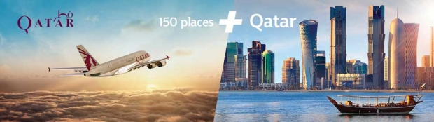 Discover the World with Up to 50% Off Fares on Qatar Airways