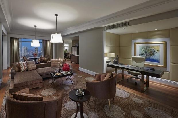 Suite Stay at Mandarin Oriental Singapore