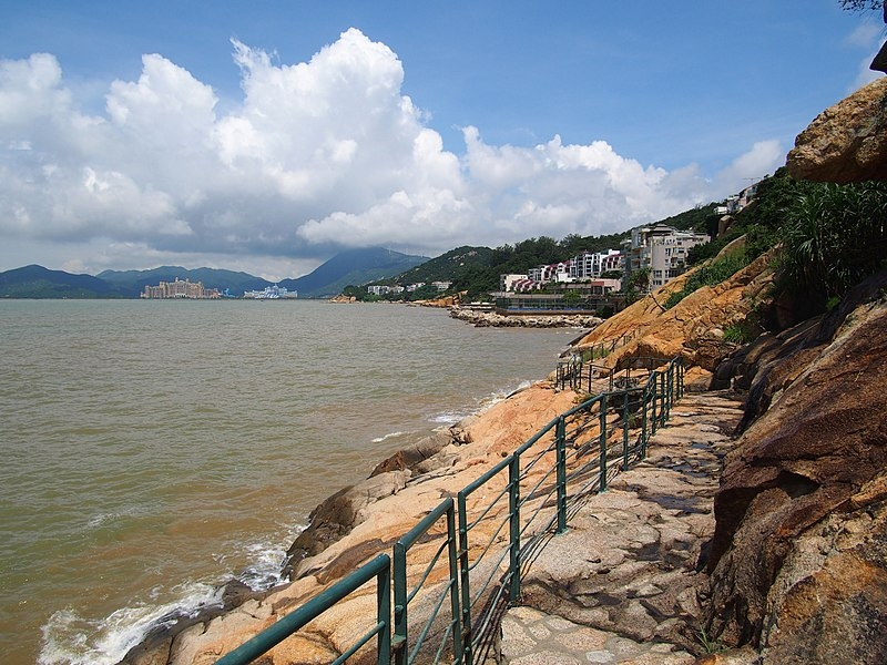 This hiking trail overlooking the sea is another reason why Filipinos have to visit Macao!